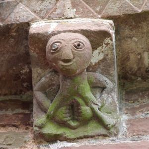The Intriguing Tale of Shocking Sheela Na Gig and Its Art References: By Candy Bedworth