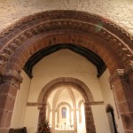 Interior Chancel Arch