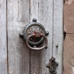 South Door Handle
